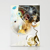 Celestial Honey Translator Stationery Cards