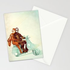 Vintage Italian Stationery Cards