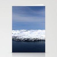 Whitter, Alaska Stationery Cards