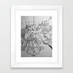 MindLiberation Framed Art Print