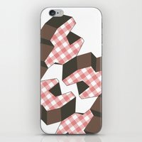 Lots Of Ladies Like To P… iPhone & iPod Skin