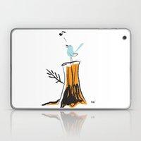 Nursery Bird Laptop & iPad Skin