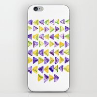 Triangle Relationship (I… iPhone & iPod Skin