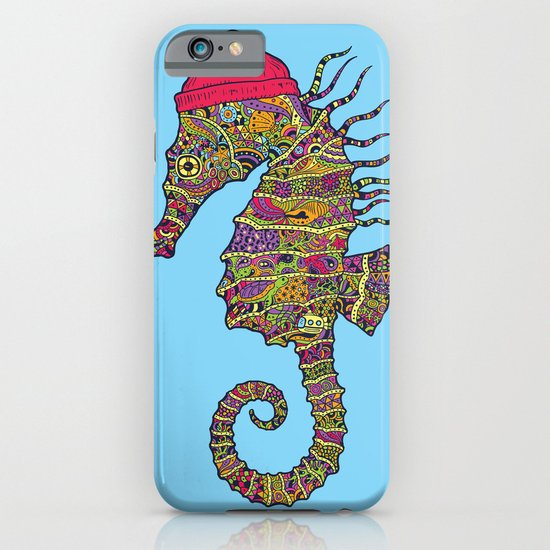 The Z Horse iPhone & iPod Case