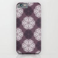 PAISLEYSCOPE Posh (purpl… iPhone 6 Slim Case