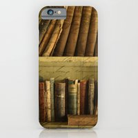 Old Books iPhone 6 Slim Case