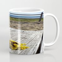 flower by the sea Mug