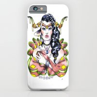 iPhone & iPod Case featuring Taurus by Lindsay Tebeck