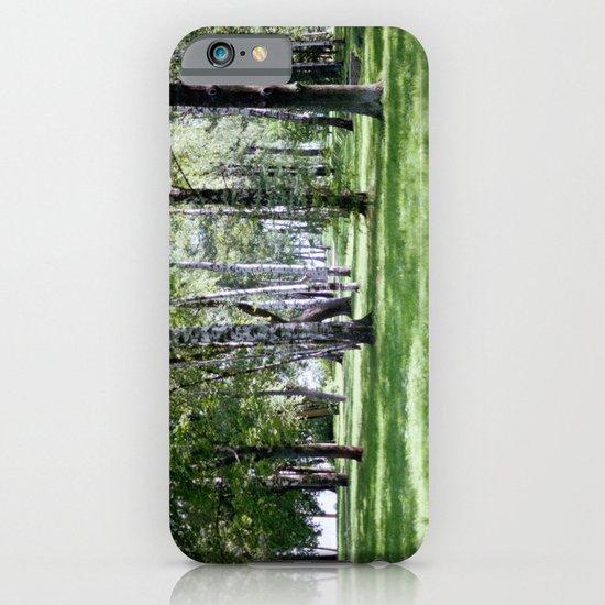 Peterhof Woods iPhone & iPod Case