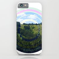 iPhone & iPod Case featuring Busy Landing by theartistmakena