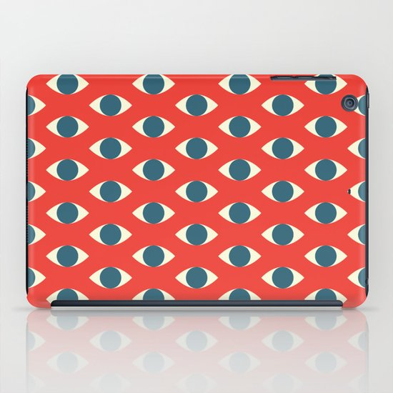 The Eyes Have It iPad Case