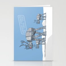 Merry Force Be With You Stationery Cards