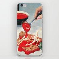 350 Fahrenheit iPhone & iPod Skin