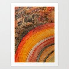 TIERRA (III) Art Print