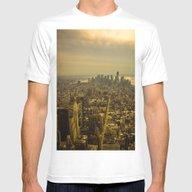 T-shirt featuring Manhattan,New York by Eduard Leasa Photogr…
