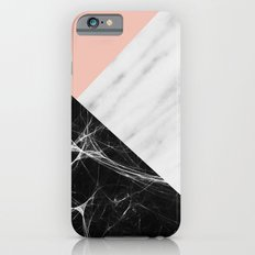 Marble Collage iPhone 6 Slim Case