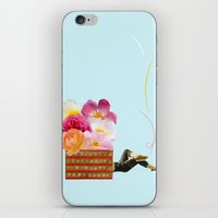 laid back iPhone & iPod Skin