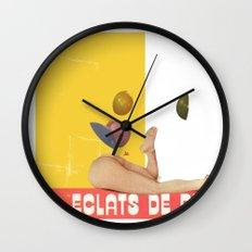 New Stripper Wall Clock