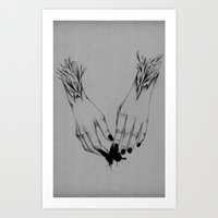 Creator II Art Print
