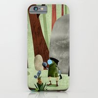iPhone & iPod Case featuring The Potion Maker by Mark Bird