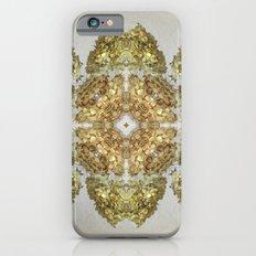 Hydrangea pattern Slim Case iPhone 6s