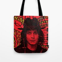 Jack White, We're Going … Tote Bag