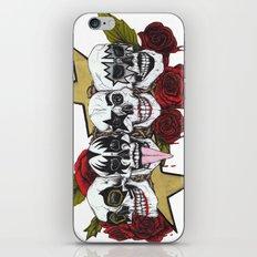 Rock 'n' roll all night iPhone & iPod Skin