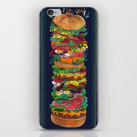 Grandwich iPhone & iPod Skin
