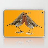 Cute Birds Laptop & iPad Skin