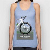 Giro d'Italia Bike Unisex Tank Top