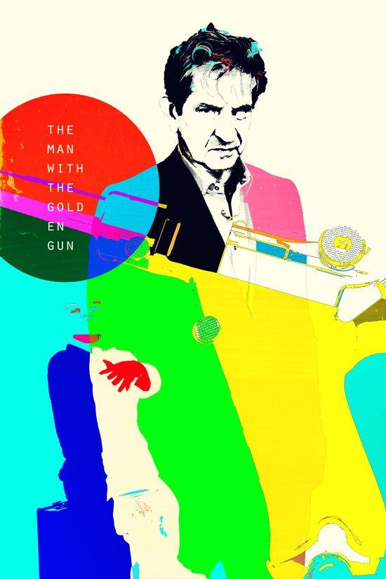 The Man With The Golden Gun Art Print