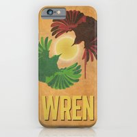Wrens iPhone 6 Slim Case