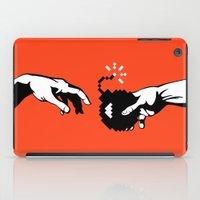 Hand of God iPad Case