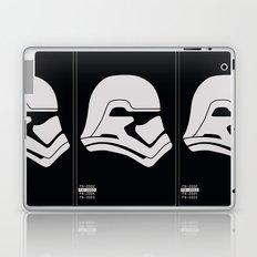 FN-2003 Stormtrooper profile Laptop & iPad Skin