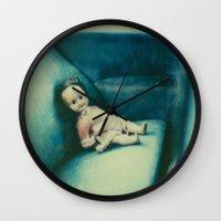 The Doll Wall Clock