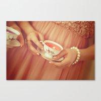 Enchanting - II Canvas Print