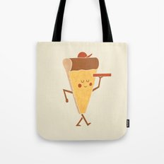 Pizza Delivery Tote Bag