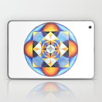 Solar Kaleidoscope (ANALOG zine) Laptop & iPad Skin