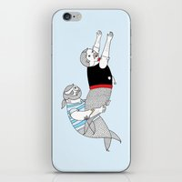 On How Some Species Of M… iPhone & iPod Skin