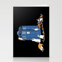 Who Cats Stationery Cards