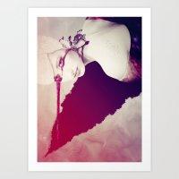 The Soul - Generative Mi… Art Print