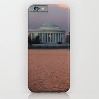 Jefferson Memorial At Da… iPhone 6 Slim Case