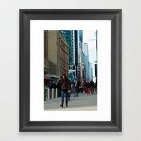 Populous Framed Art Print
