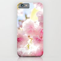 cherry blossom iPhone & iPod Cases featuring Cherry Blossom by 2sweet4words Designs