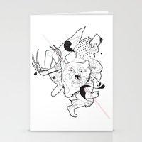 Evo Stationery Cards