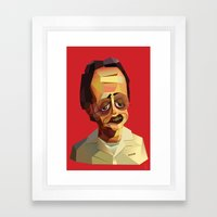 Donny Framed Art Print
