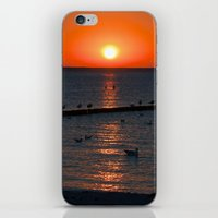 Holy Sunset On The Balti… iPhone & iPod Skin
