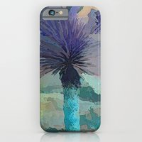 TheDesert blue -By Sherri Of Palm Springs iPhone 6 Slim Case
