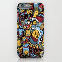 iPhone & iPod Case featuring Doodle50 by MOONGUTS (Kyle Coughlin)