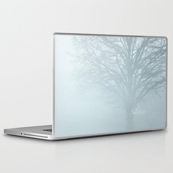 Tree / Winter Silence Laptop & iPad Skin